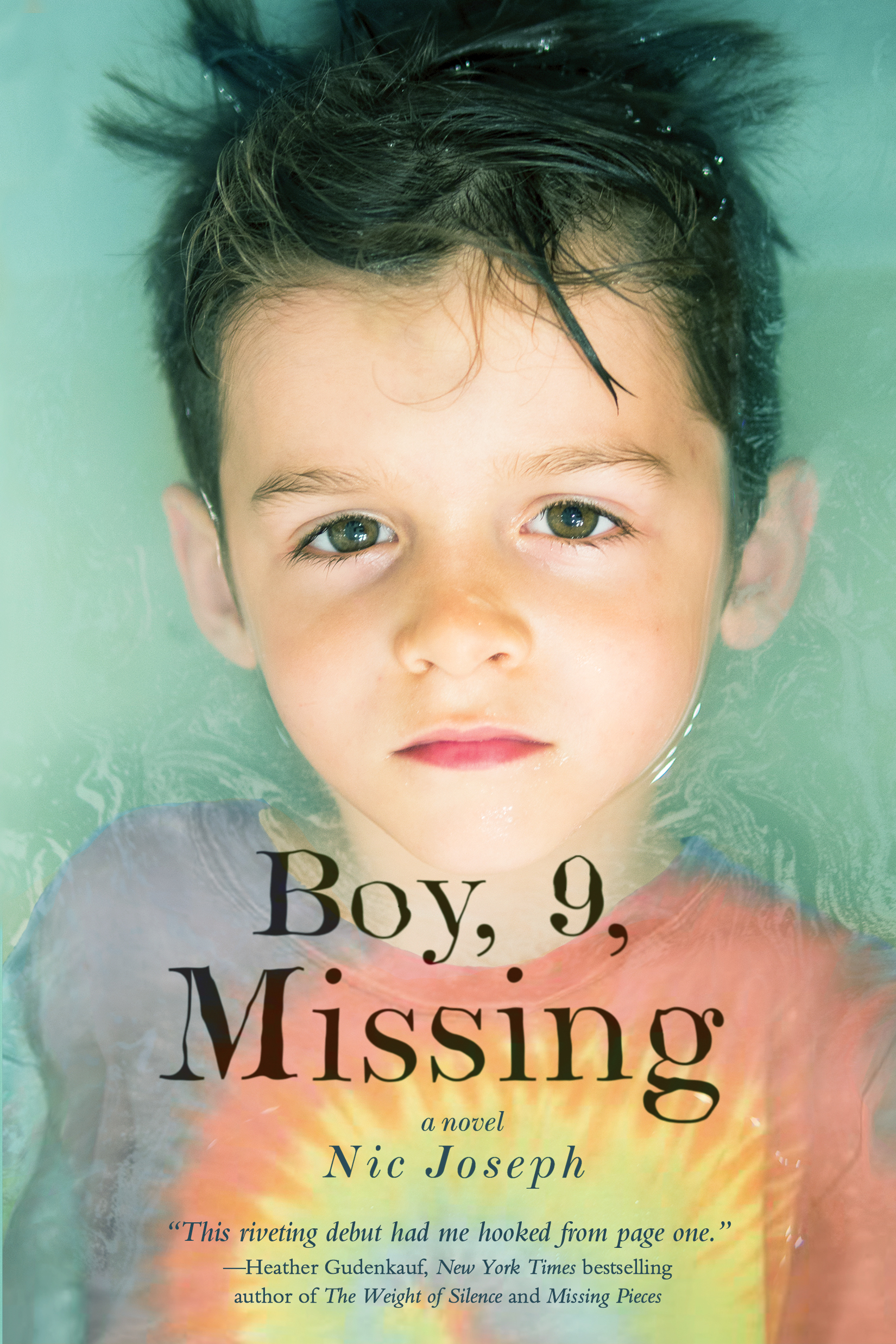 Boy, 9, Missing Book Cover
