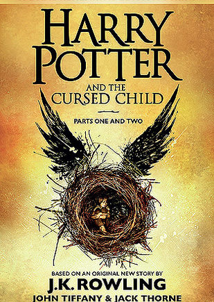 Harry Potter and the Cursed Child by John Tiffany & Jack Thorne