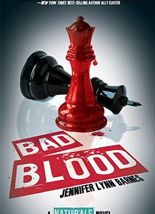 Bad Blood by Jennifer Lynn Barnes