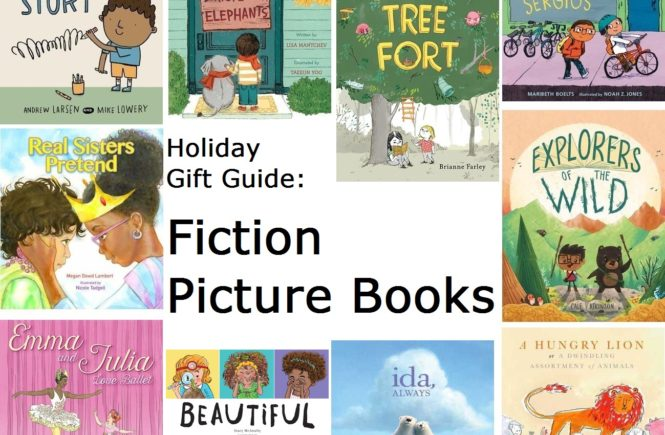 Fiction Picture Book Gift Guide