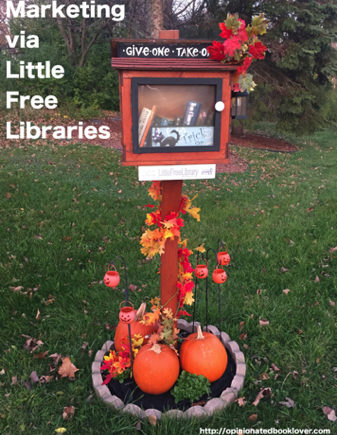 Marketing via Little Free Libraries