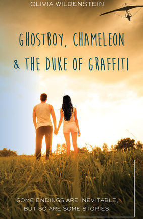 Ghostboy, Chameleon & the Duke of Graffiti by Olivia Wildenstein