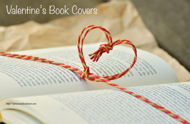 Valentine's Book Covers