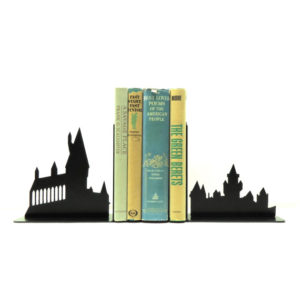 Hogwarts Castle Bookends