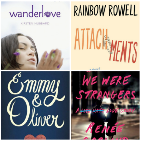 Beach Books to Re-Read: Wanderlove, Attachments, Emmy & Oliver, Before We Were Strangers