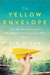 The Yellow Envelope by Kim Dinan