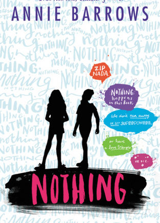 Nothing by Annie Barrow