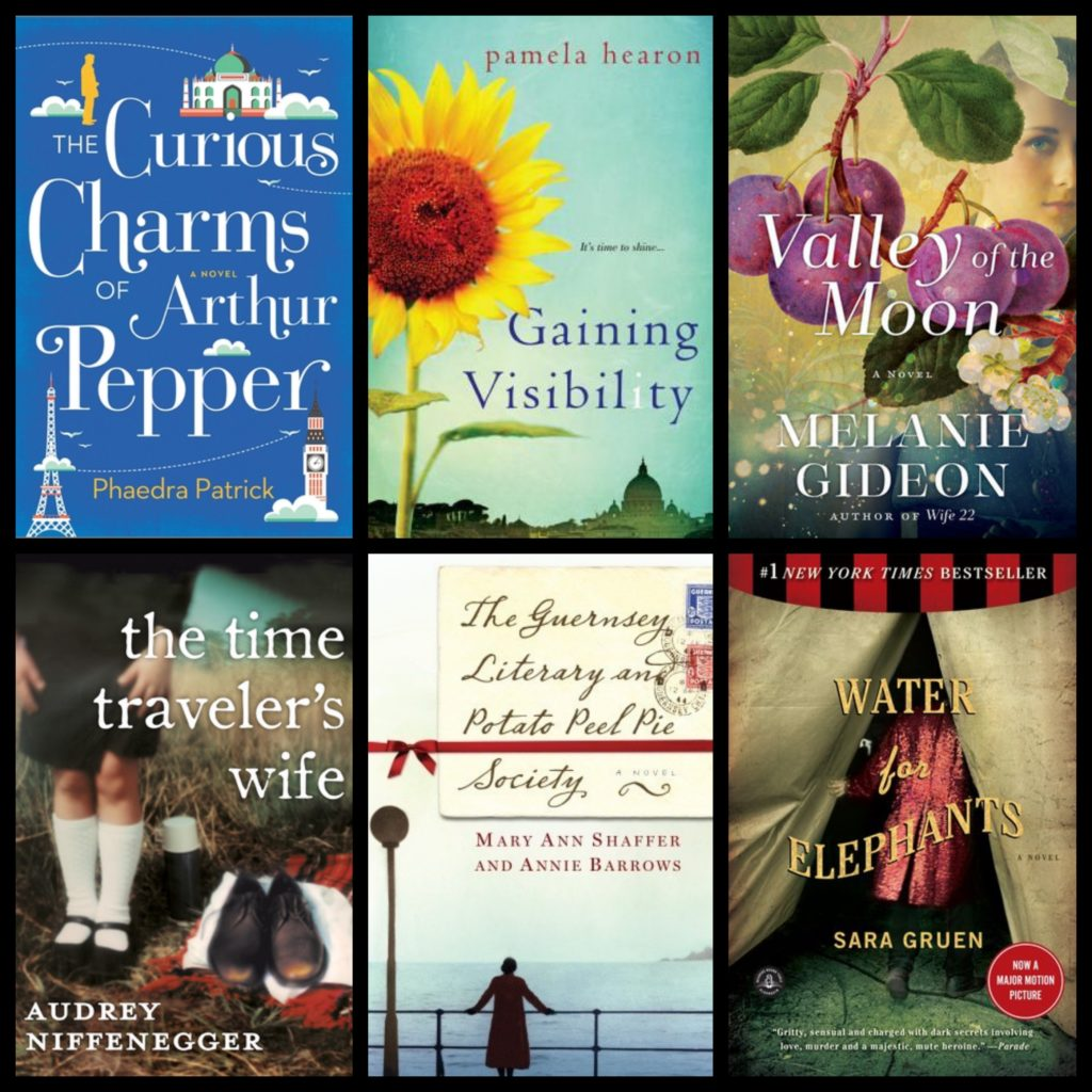 Travel Stories, 6 General Fiction Books